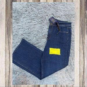 Gloria Vanderbilt Bootcut Tummy Slimming Jeans